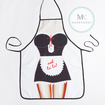 French Maid Apron image