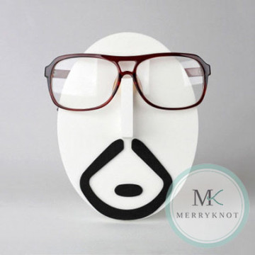 Carlos Mustache Eyeglass Holder image