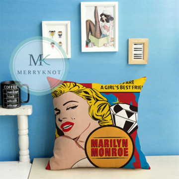 Marilyn Monroe Cushion Cover image