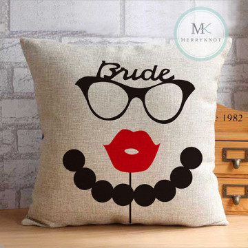Bride Cushion Cover image