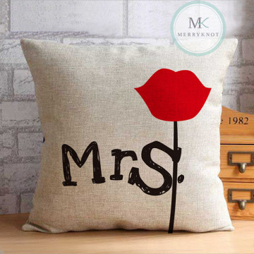 Mrs Cushion Cover image