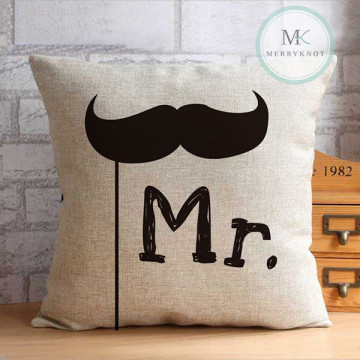 Mr Cushion Cover image