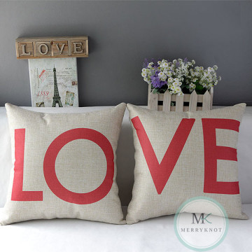 LOVE Cushion Cover image