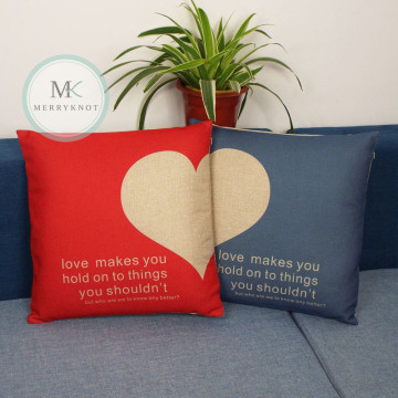 Heart Cushion Cover image