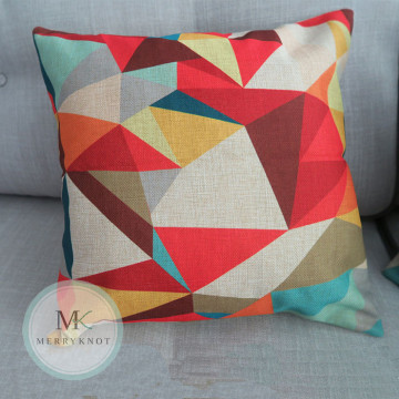 Abstract Print Cushion Cover image