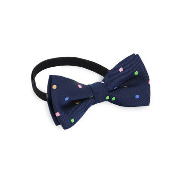 Children Colour Dot Bow Tie image
