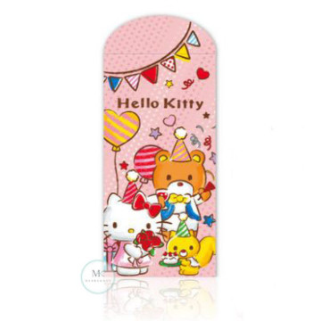 Hello Kitty Birthday Red Packet image