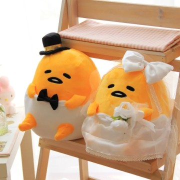 Gudetama Wedding Doll image