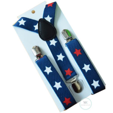 Children Star Suspenders image