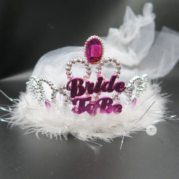 Bride to be Tiara 1 image