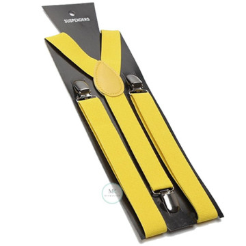 Yellow Suspenders image