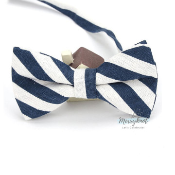 Stripes Bow Tie Series image