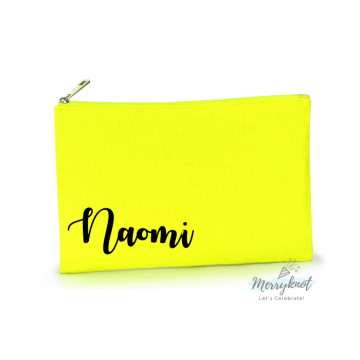 Customise Multipurpose Bag [Neon Yellow] image