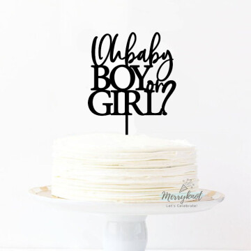 Oh Baby Boy or Girl? image